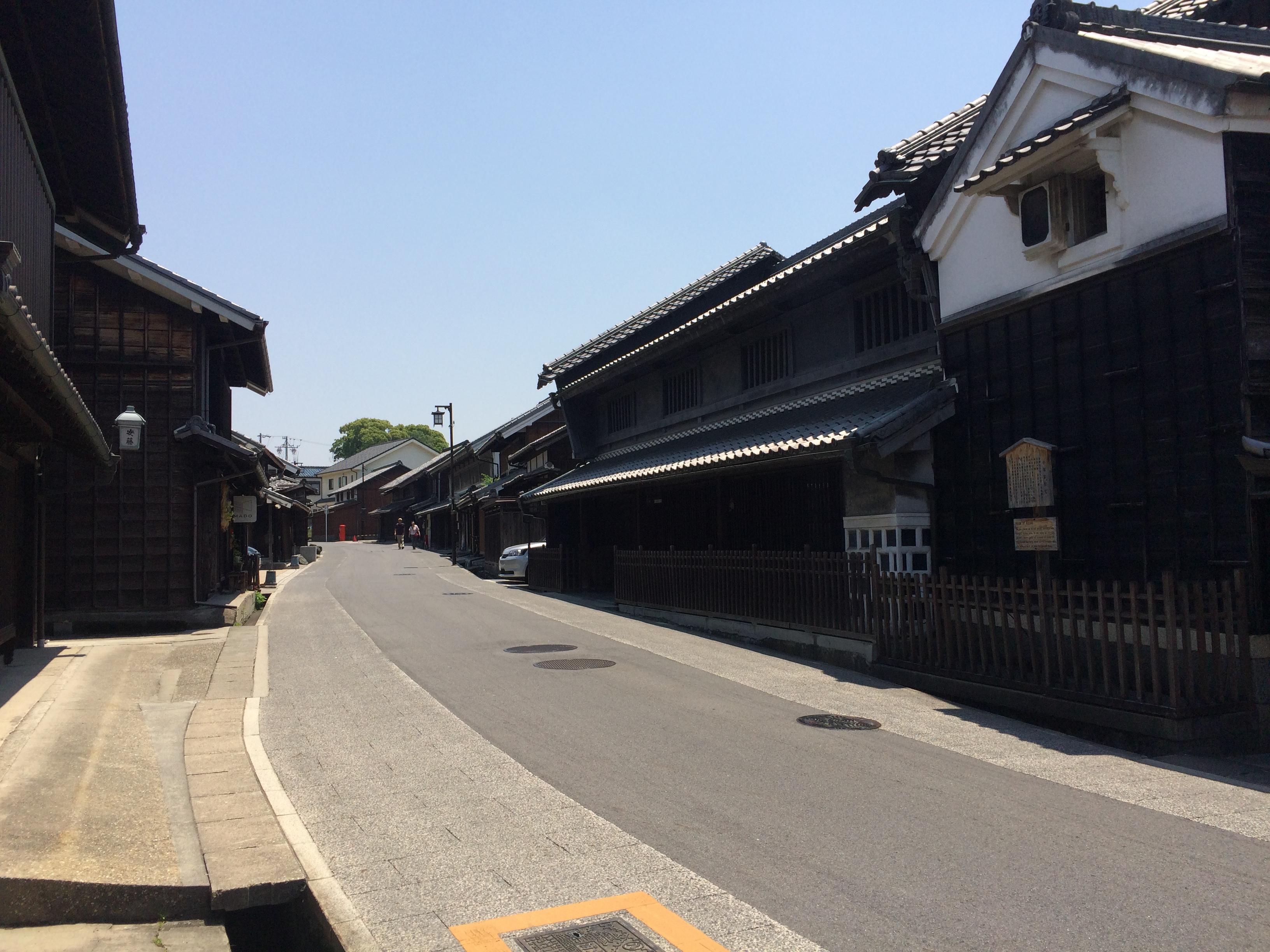 有松の町並みの写真.JPG
