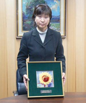 平成25年度人権賞 犯罪被害者自助グループ「緒あしす」に決まる