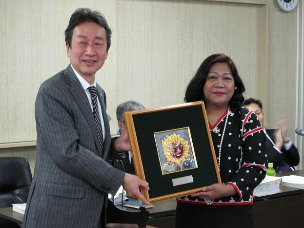 FMC(フィリピン移住者センター)代表 石原バージさん